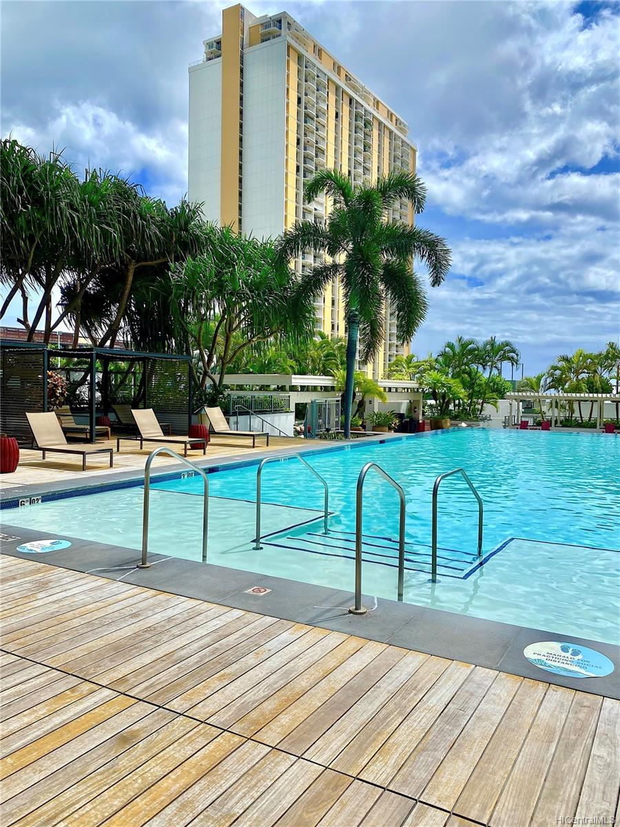 Waihonua condo # 809, Honolulu, Hawaii - photo 24 of 25