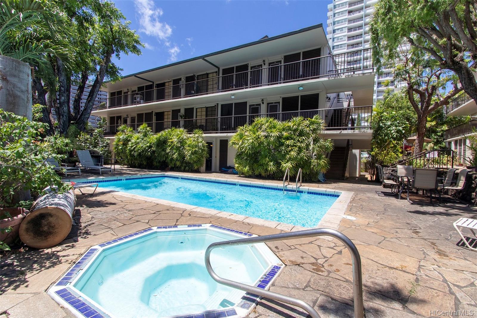 Makikian condo # A103, Honolulu, Hawaii - photo 17 of 25