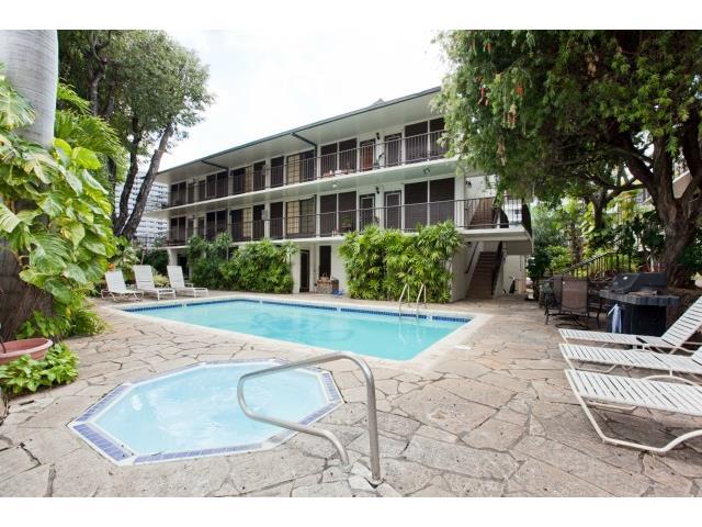 Makikian condo # 105, Honolulu, Hawaii - photo 1 of 25