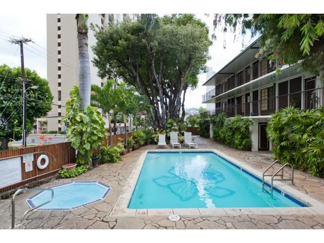 Makikian condo # 105, Honolulu, Hawaii - photo 2 of 25