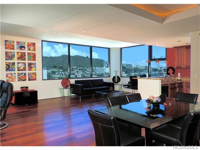 The Pinnacle Honolulu condo #14A, Honolulu, Hawaii - photo 1 of 16