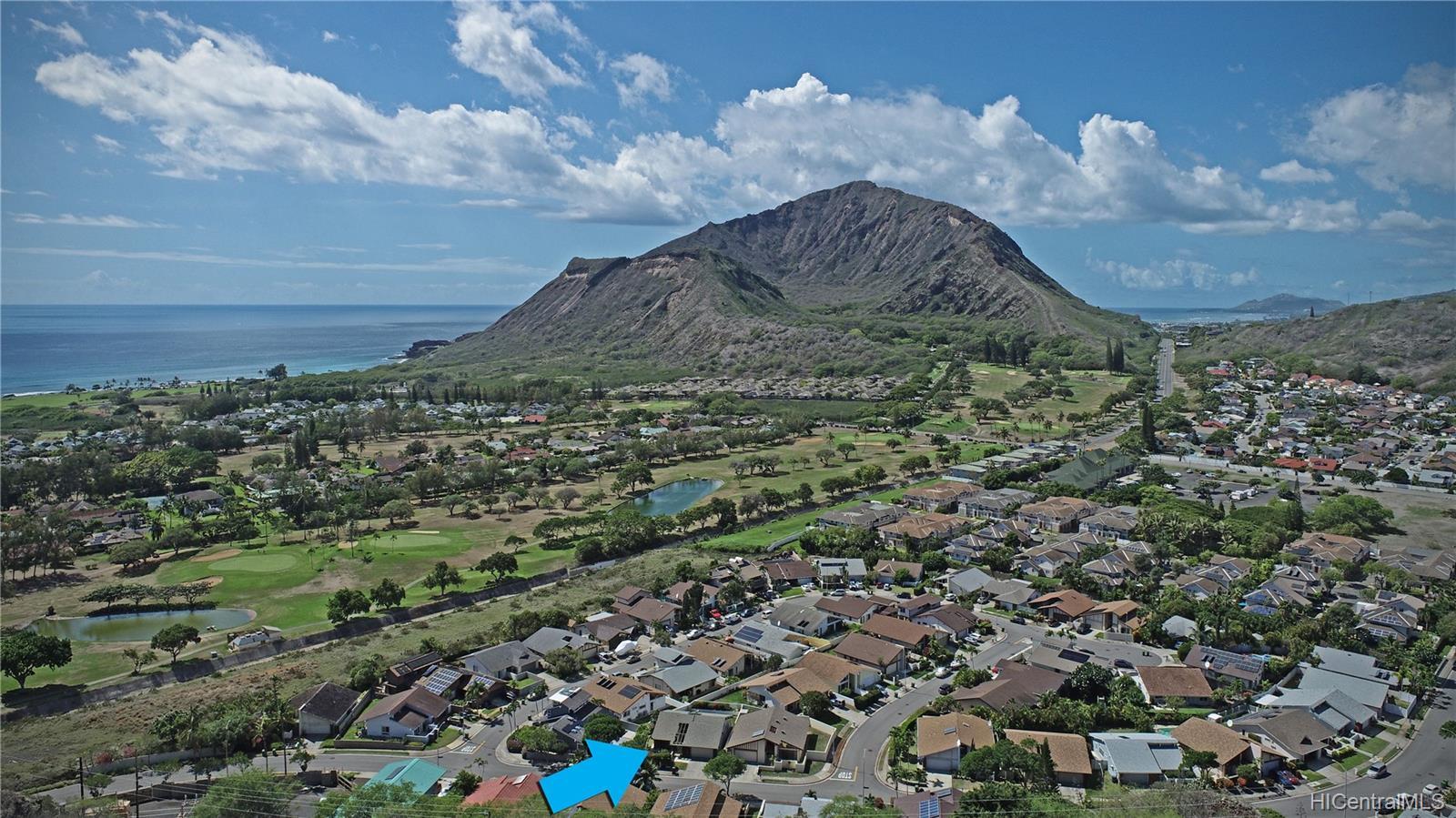 1237  Mokuhano Street Kalama Valley, Hawaii Kai home - photo 2 of 25