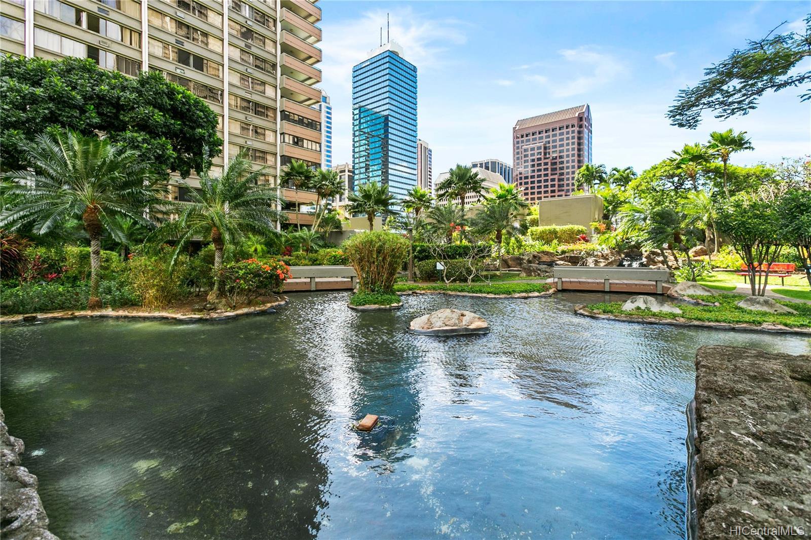 Kukui Plaza condo # E2107, Honolulu, Hawaii - photo 17 of 17
