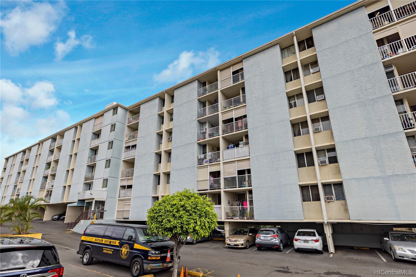 1260 Richard Ln condo # 402, Honolulu, Hawaii - photo 25 of 25