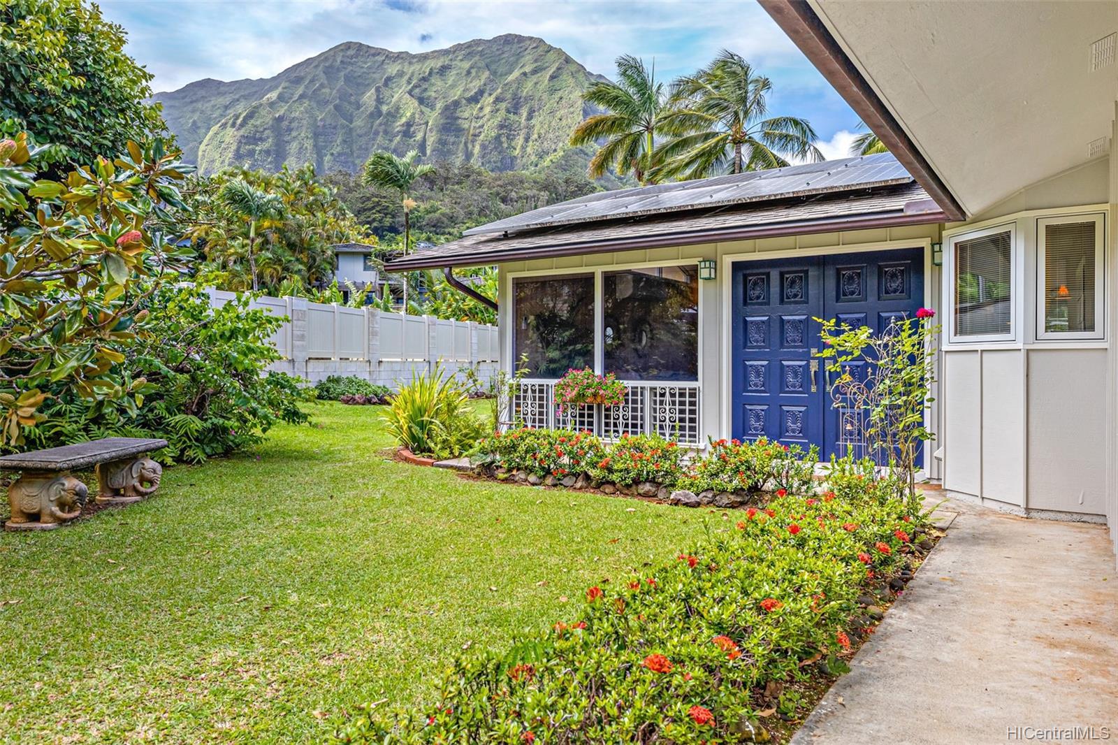 1265  Maleko Street Maunawili, Kailua home - photo 2 of 25