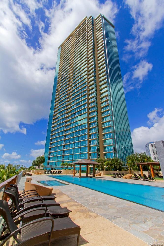 Hokua At 1288 Ala Moana condo # 10A, Honolulu, Hawaii - photo 8 of 18