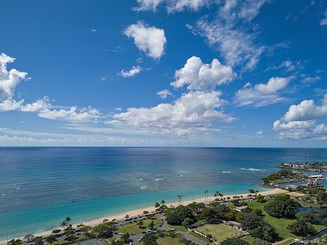 Hokua At 1288 Ala Moana condo # 33D, Honolulu, Hawaii - photo 2 of 8