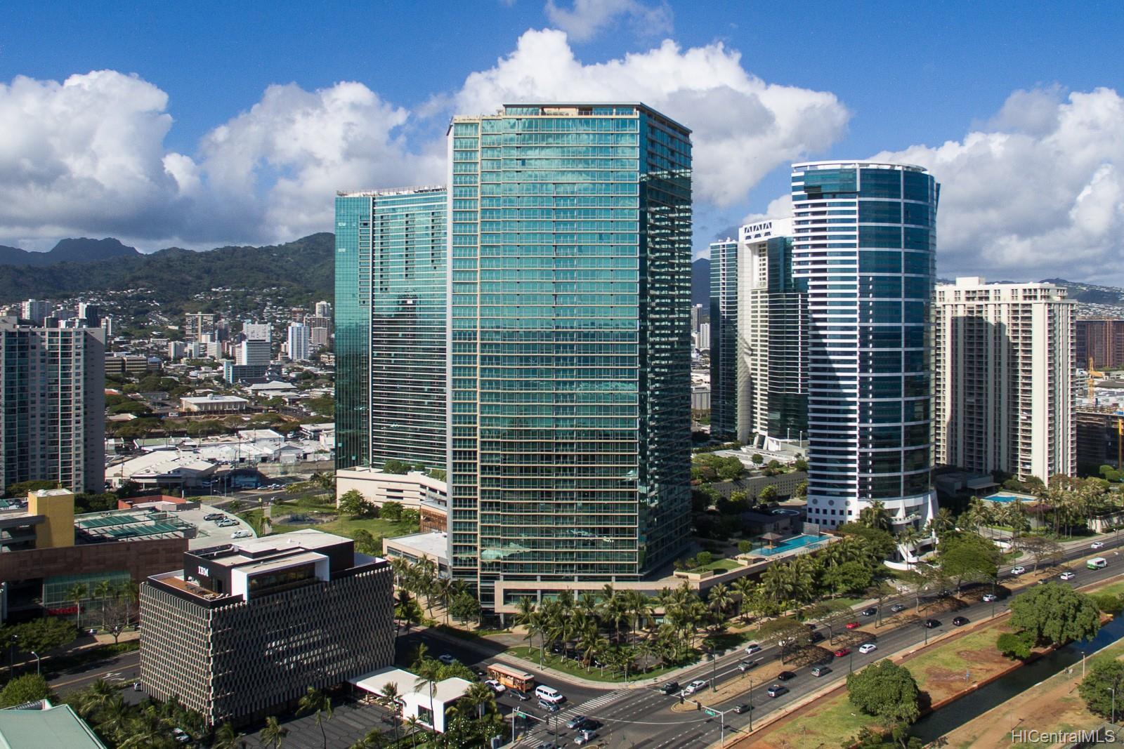 Hokua At 1288 Ala Moana condo # 9A, Honolulu, Hawaii - photo 18 of 25