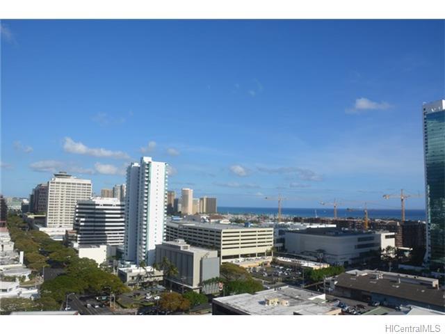 Moana Pacific condo #I-2107, Honolulu, Hawaii - photo 1 of 17
