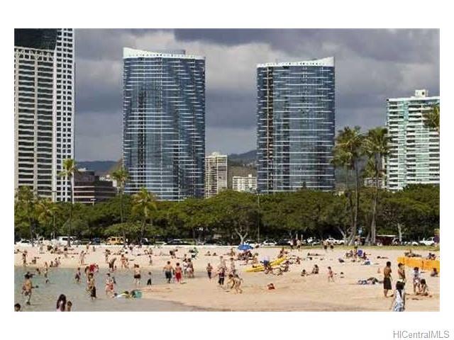 Moana Pacific condo #I-2409, Honolulu, Hawaii - photo 1 of 10
