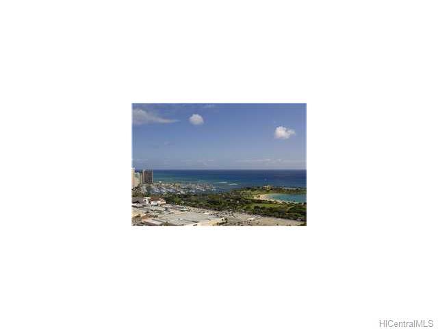 Moana Pacific condo #I-4205, Honolulu, Hawaii - photo 1 of 8