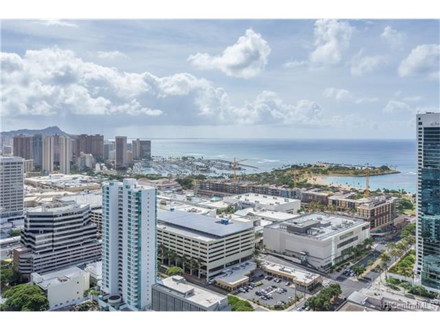 Moana Pacific condo #I-4403, Honolulu, Hawaii - photo 1 of 22