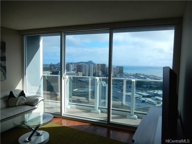 Moana Pacific condo #I-4505, Honolulu, Hawaii - photo 1 of 14