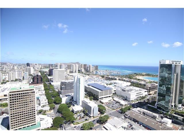 Moana Pacific condo #I-4507, Honolulu, Hawaii - photo 1 of 22