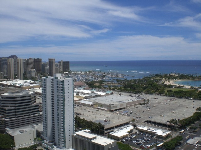 Moana Pacific condo #3903, Honolulu, Hawaii - photo 1 of 25