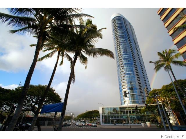 Moana Pacific condo #I-708, Honolulu, Hawaii - photo 1 of 21