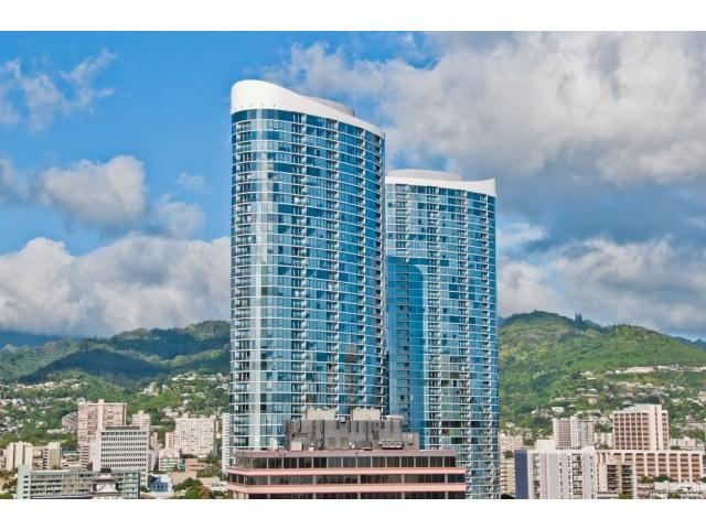 Moana Pacific condo #I-907, Honolulu, Hawaii - photo 1 of 20