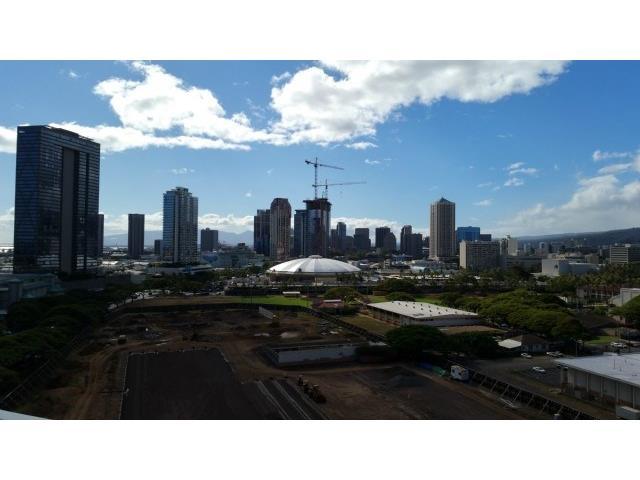 Moana Pacific condo #I 1809, Honolulu, Hawaii - photo 1 of 5