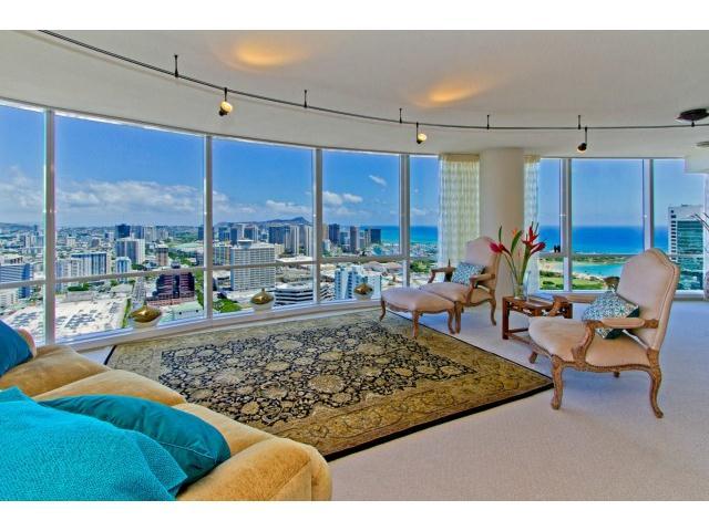Moana Pacific condo #I-4603 WEST, Honolulu, Hawaii - photo 1 of 22