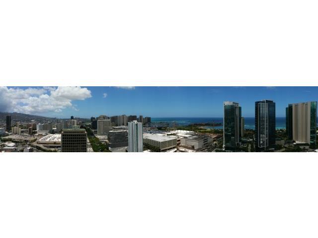 Moana Pacific condo #W 3605, Honolulu, Hawaii - photo 1 of 10