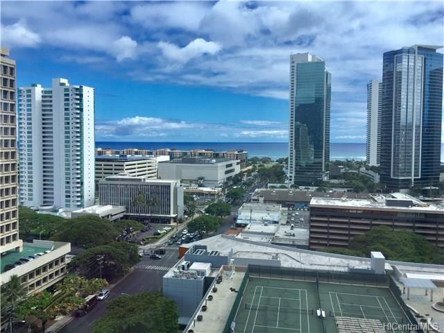 Moana Pacific condo #2004E, Honolulu, Hawaii - photo 1 of 9