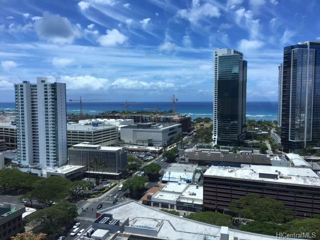 Moana Pacific condo #2607, Honolulu, Hawaii - photo 1 of 9