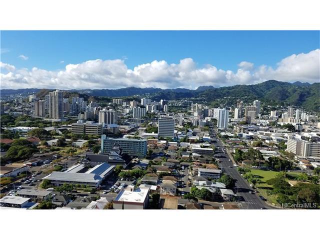 Moana Pacific condo #2902, Honolulu, Hawaii - photo 1 of 12