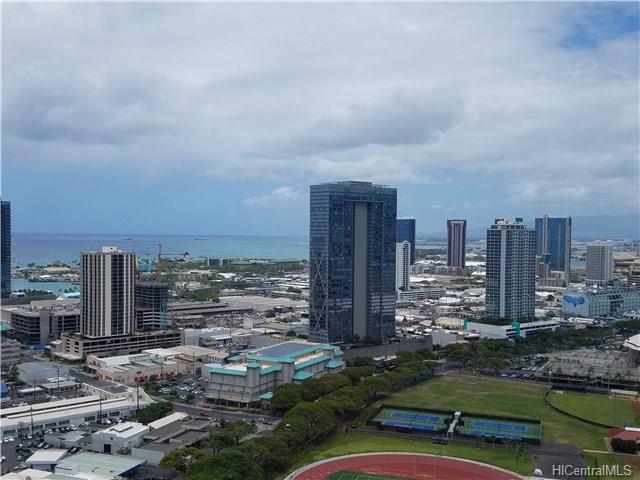 Moana Pacific condo #3708, Honolulu, Hawaii - photo 1 of 5