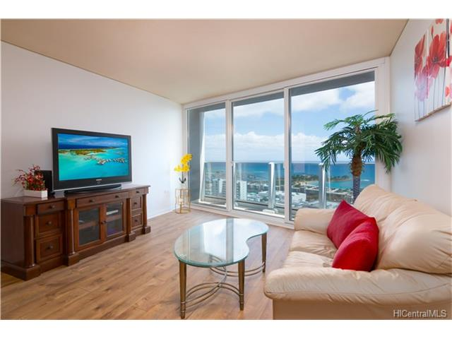 Moana Pacific condo #4107, Honolulu, Hawaii - photo 1 of 20