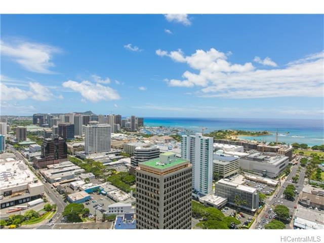 Moana Pacific condo #4203, Honolulu, Hawaii - photo 1 of 22
