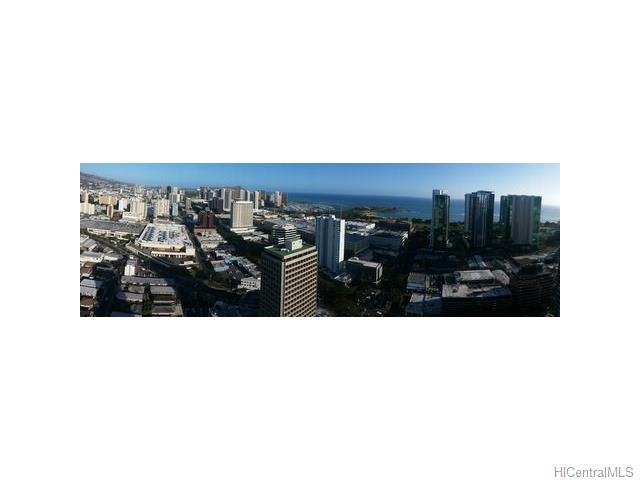 Moana Pacific condo #4504, Honolulu, Hawaii - photo 1 of 17