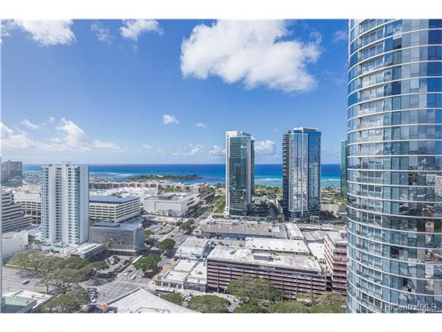 Moana Pacific condo #E-3308, Honolulu, Hawaii - photo 1 of 20