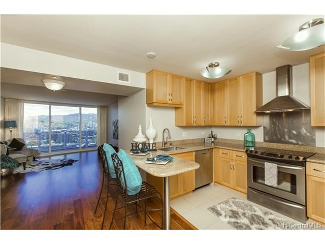 Moana Pacific condo #E-3509, Honolulu, Hawaii - photo 1 of 22