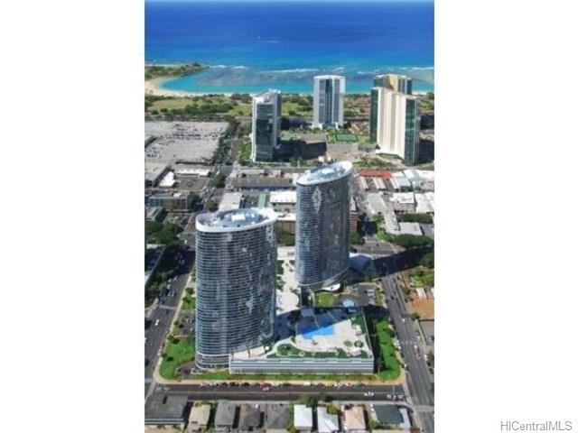 Moana Pacific condo #II 2202, Honolulu, Hawaii - photo 1 of 9