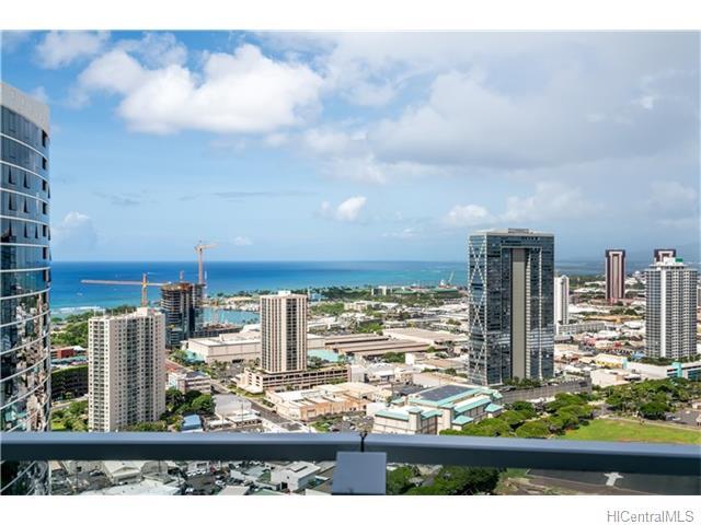 Moana Pacific condo #4308, Honolulu, Hawaii - photo 1 of 7