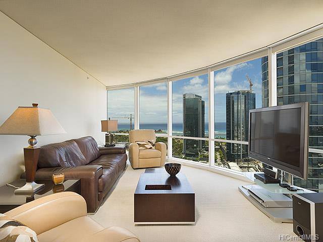 Moana Pacific condo #II-3008, Honolulu, Hawaii - photo 1 of 8