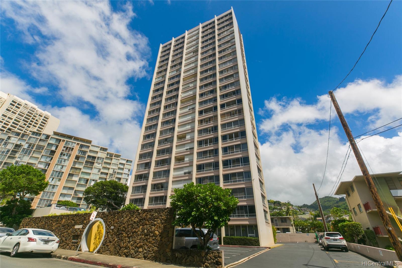 Makiki Royal condo # 1602, Honolulu, Hawaii - photo 14 of 17