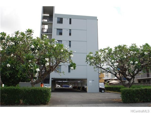 Kinau Regent condo #601, Honolulu, Hawaii - photo 1 of 13