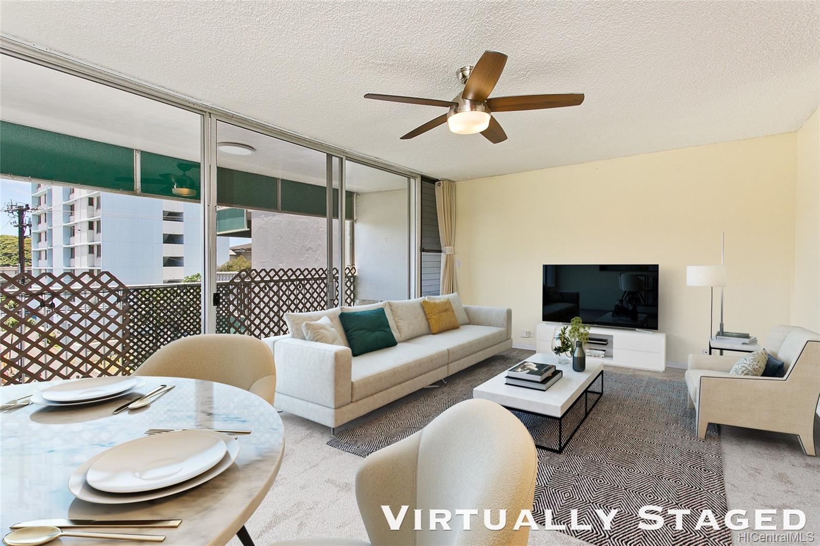 Piikoi Terrace condo # 405, Honolulu, Hawaii - photo 1 of 20