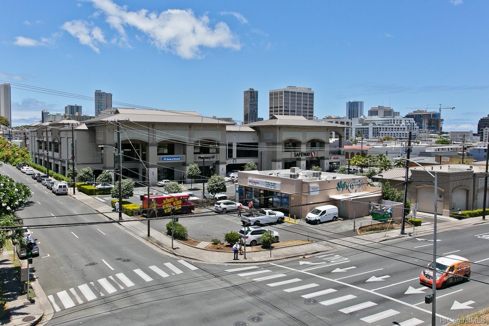 Piikoi Terrace condo # 405, Honolulu, Hawaii - photo 20 of 20