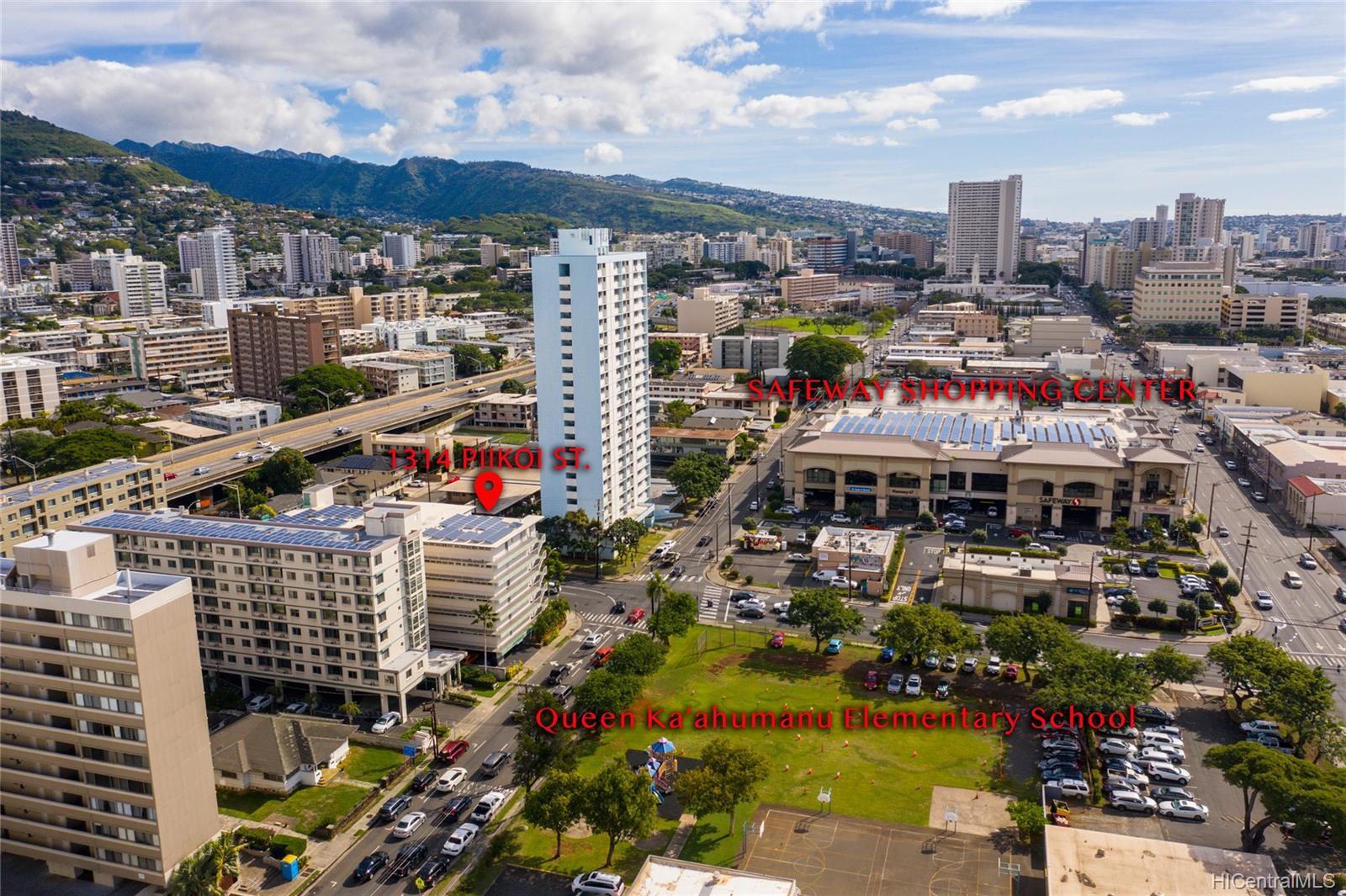 Piikoi Terrace condo # 501, Honolulu, Hawaii - photo 19 of 24