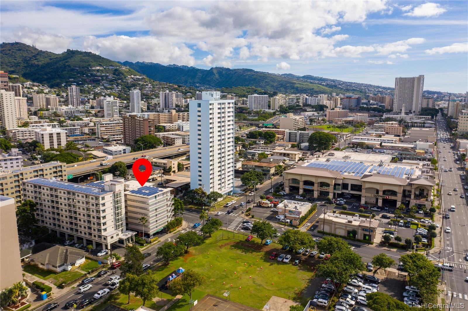 Piikoi Terrace condo # 501, Honolulu, Hawaii - photo 21 of 24