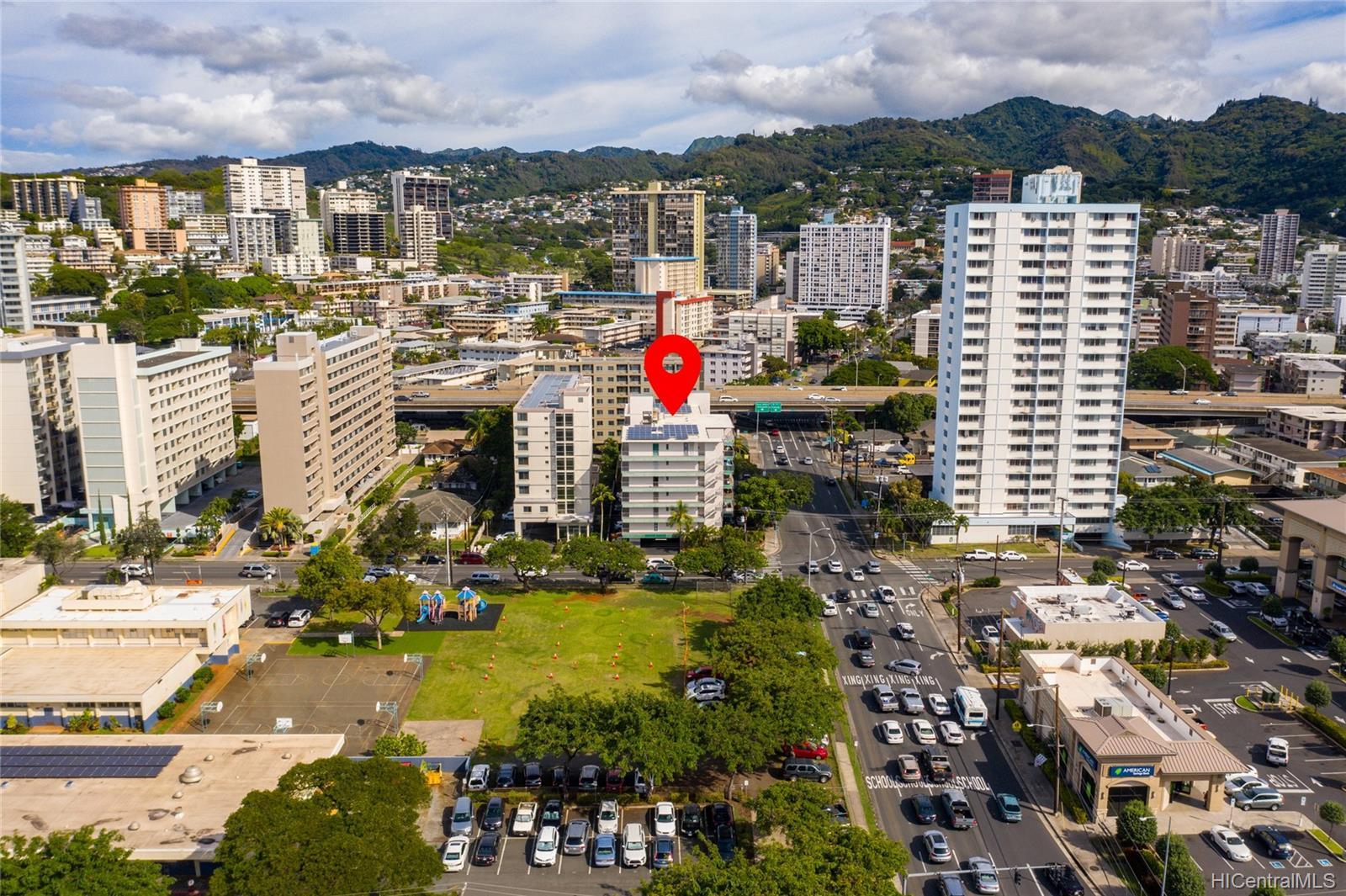 Piikoi Terrace condo # 501, Honolulu, Hawaii - photo 22 of 24