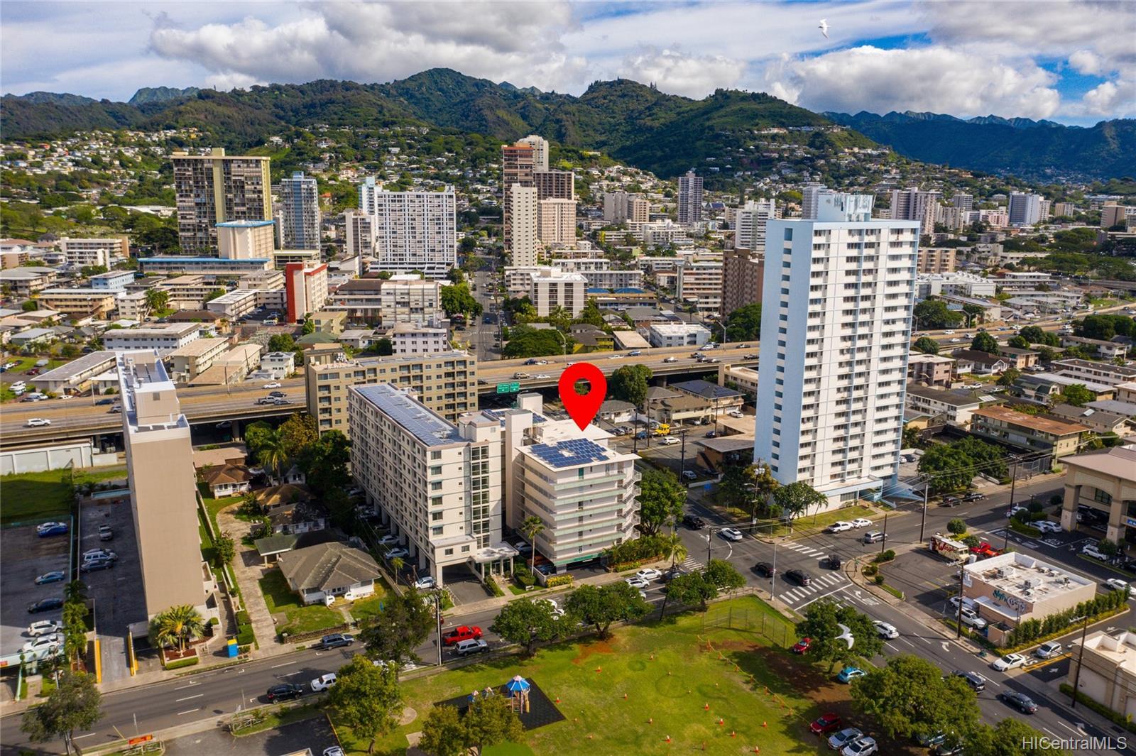 Piikoi Terrace condo # 501, Honolulu, Hawaii - photo 23 of 24