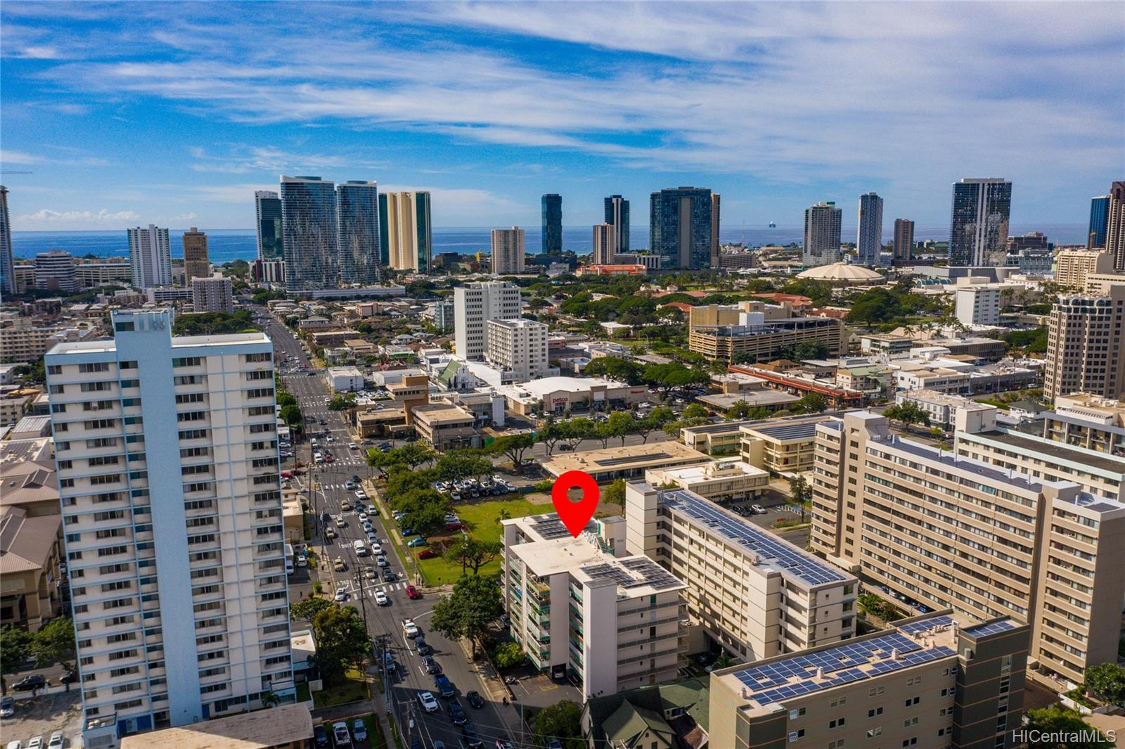 Piikoi Terrace condo # 501, Honolulu, Hawaii - photo 24 of 24