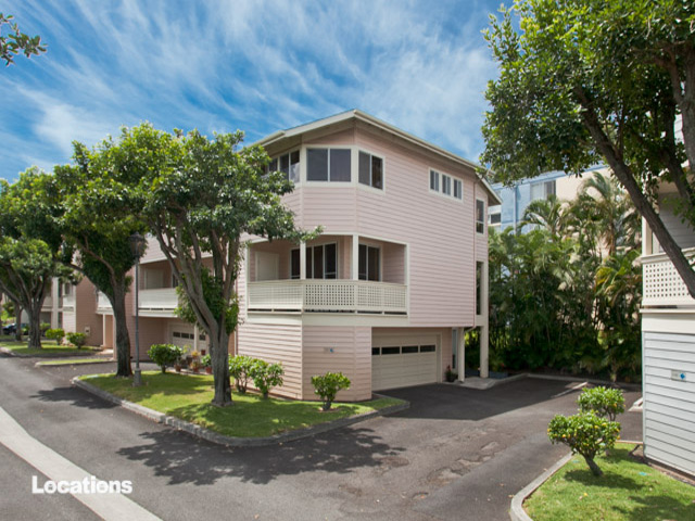 1320D Moanalualani Pl Apt D townhouse # 2D, Honolulu, Hawaii - photo 11 of 17
