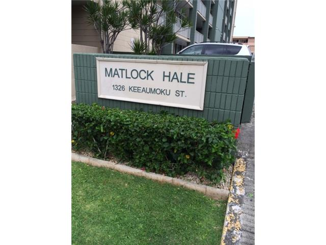 Matlock Hale condo #108, Honolulu, Hawaii - photo 1 of 7