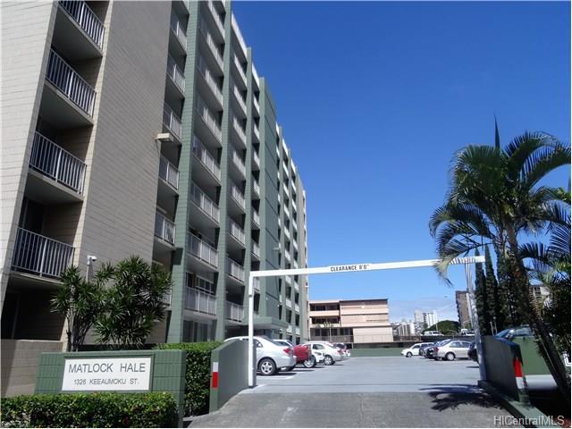 Matlock Hale condo #806, Honolulu, Hawaii - photo 1 of 3