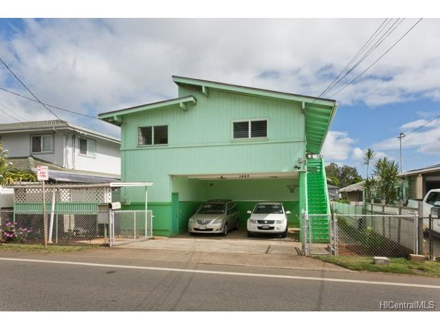 1327 Kamehameha Iv Rd Kalihi-lower, Honolulu home - photo 1 of 17