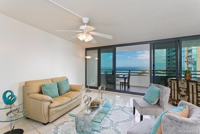 Nauru Tower condo # 2401, Honolulu, Hawaii - photo 1 of 22